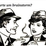 Por que brainstorming não funciona tão bem como deveria