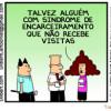Dilbert em português - chefe mala